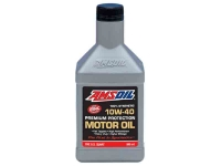 AMSOIL 10W-40 Premium Protection 100% Synthetic
