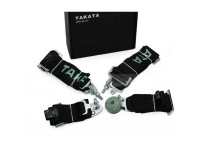TAKATA SEAT BELT BLACK  Replica