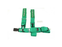 TAKATA  replica 5p 3-inch black harness GREEN