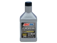 AMSOIL 5W-40 European 100% Synthetic