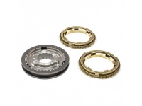 GENUINE HONDA K-SERIES 1ST-2ND SLEEVE HUB SET WITH BRASS SYNCHROS